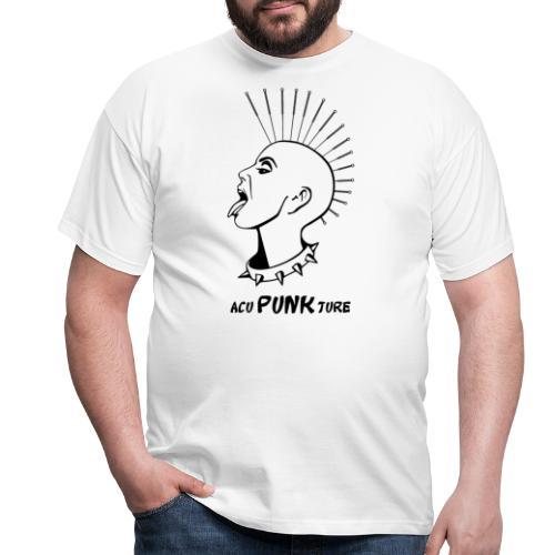 acuPUNKture - T-shirt Homme