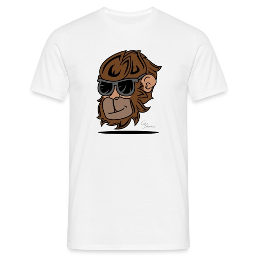 GS Monkey - Men's T-Shirt