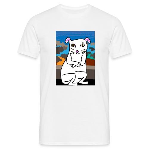 Roadkill - Monadog - T-shirt herr