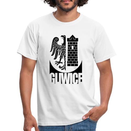 Gliwice - Männer T-Shirt