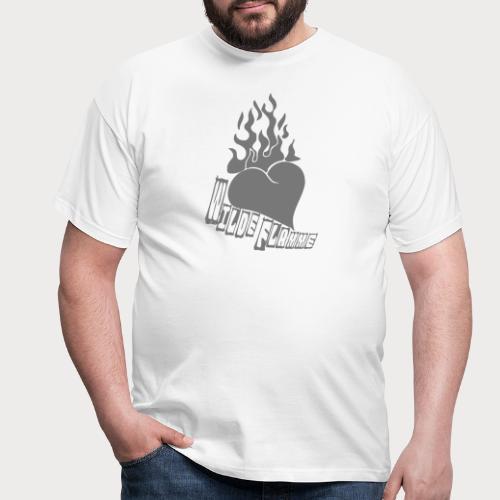 6157297 118653652 wilde flamme tatto - Männer T-Shirt