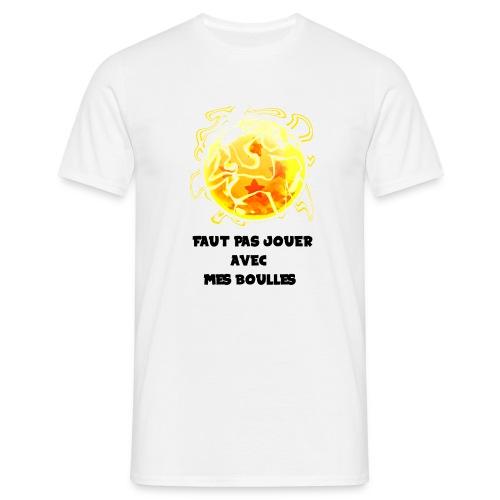 T shirt DBZ - T-shirt Homme