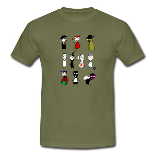 Bad to the bone - Men's T-Shirt