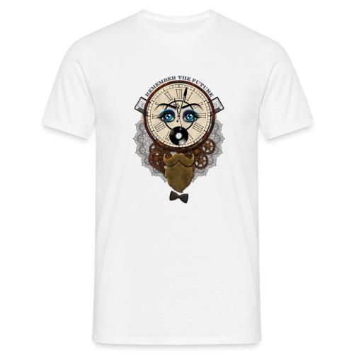 Remember the futur 'pour couleur claire' - T-shirt Homme