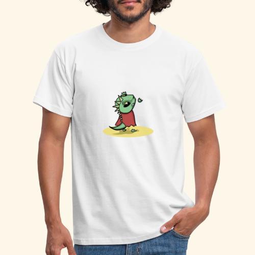 Dragin Needs Help - Mannen T-shirt