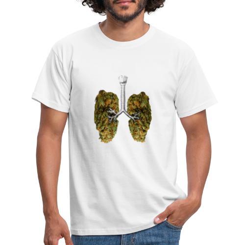 Weed Lunge - Männer T-Shirt