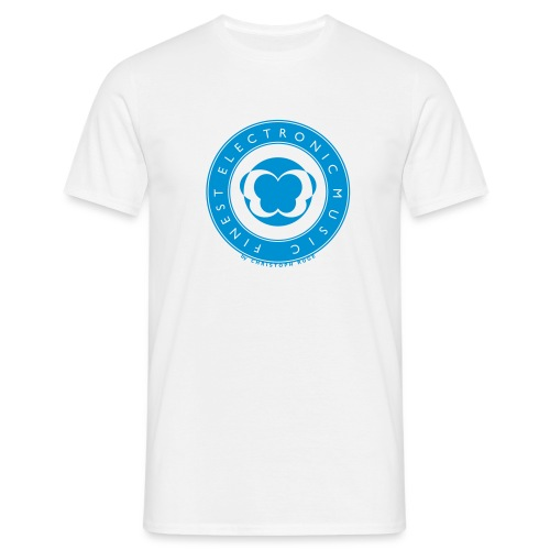 FEM Logo Positive - Männer T-Shirt