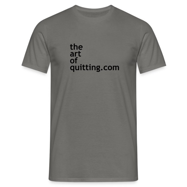 The Art of Quitting