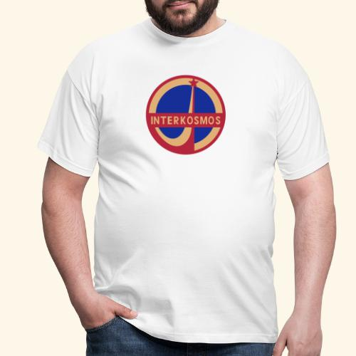 Russia Kosmonaut - Mannen T-shirt