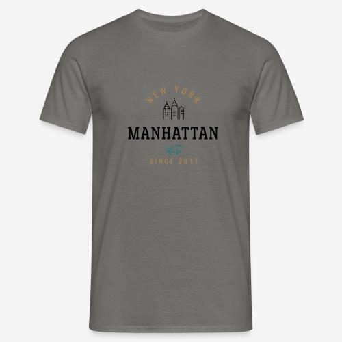 NEW YORK - MANHATTAN - Maglietta da uomo