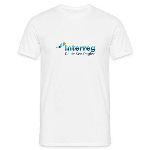 InterregBSR_logo_rgb_200m - Männer T-Shirt