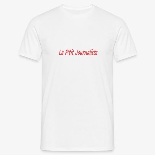 Le P'tit Journaliste - T-shirt Homme