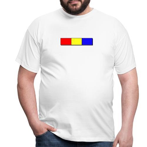 Klassisches te.comp Logo - Männer T-Shirt