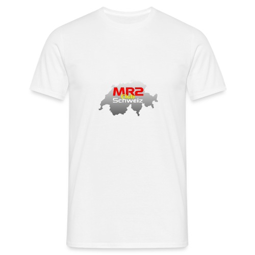 Logo MR2 Club Logo - Männer T-Shirt
