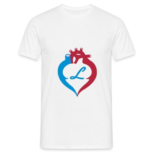 logolaudes - T-skjorte for menn