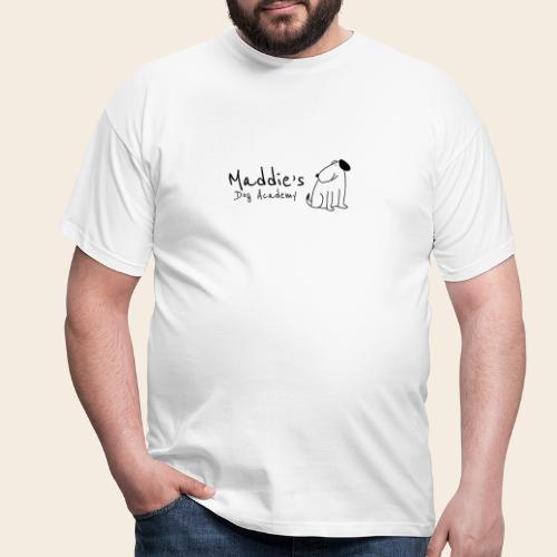 Académie des chiens de Maddie (noir) - T-shirt Homme