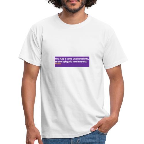 barzelletta - Maglietta da uomo