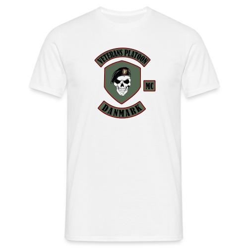 Veterans Platoon - Herre-T-shirt