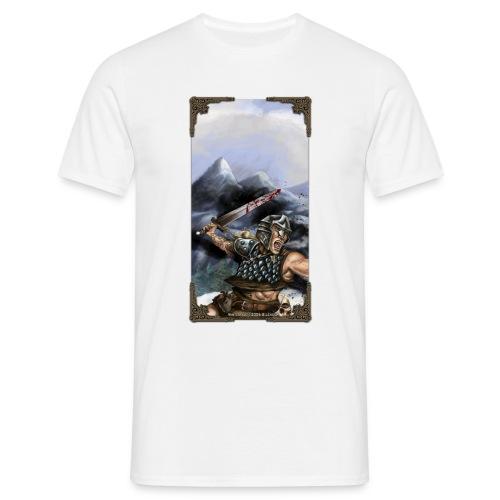 winterfallshirt - Männer T-Shirt