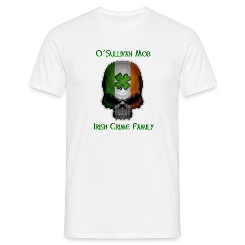Irish OSM Skull - Männer T-Shirt