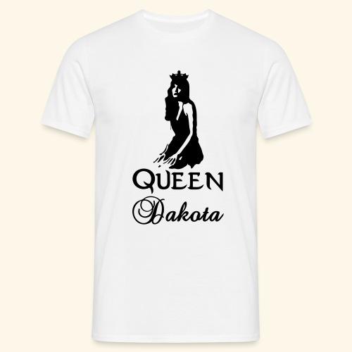 Queen Dakota - Men's T-Shirt
