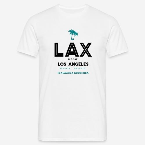 LAX è una buona idea!! - Maglietta da uomo
