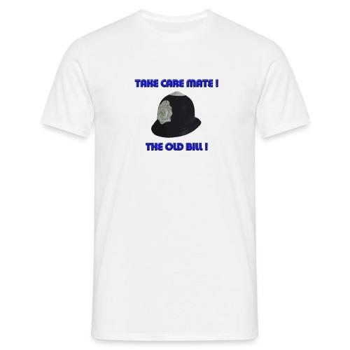 old bill - Men's T-Shirt