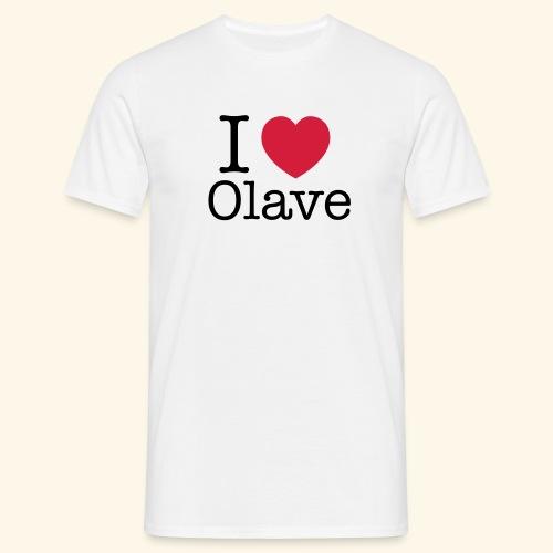 I Olave - Männer T-Shirt