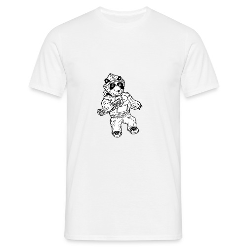 Panda Man - Men's T-Shirt