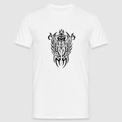 Tattoo Style - Männer T-Shirt