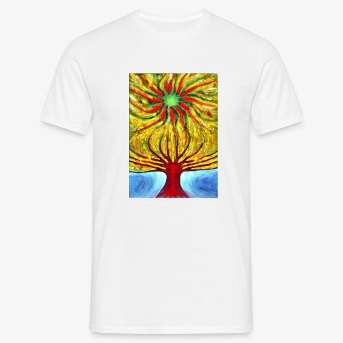 Green Sun - Koszulka męska