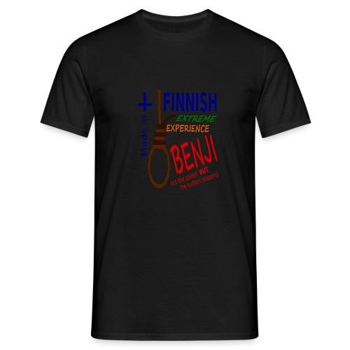 FINNISH-BENJI - Men's T-Shirt