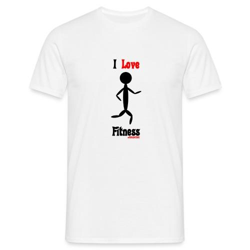 Fitness #FRASIMTIME - Maglietta da uomo