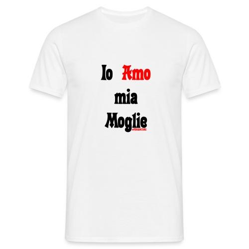 Amore #FRASIMTIME - Maglietta da uomo