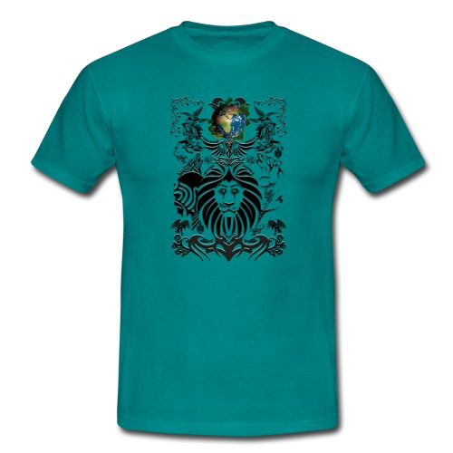 Mother EARTH NatureContest by T-shirt chic et choc - T-shirt Homme