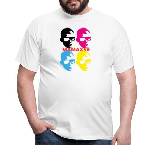 SALUT LES FANAMAX ! - T-shirt Homme