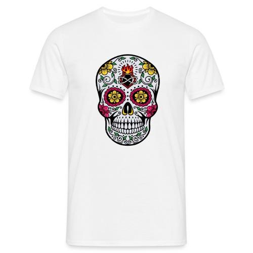 SkullBunt3 - Männer T-Shirt