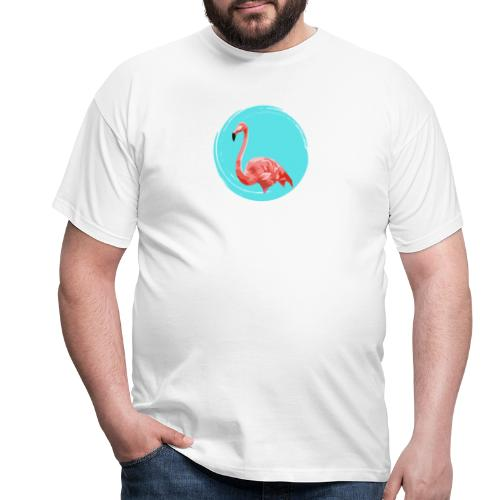 Flamingo Pink - Camiseta hombre