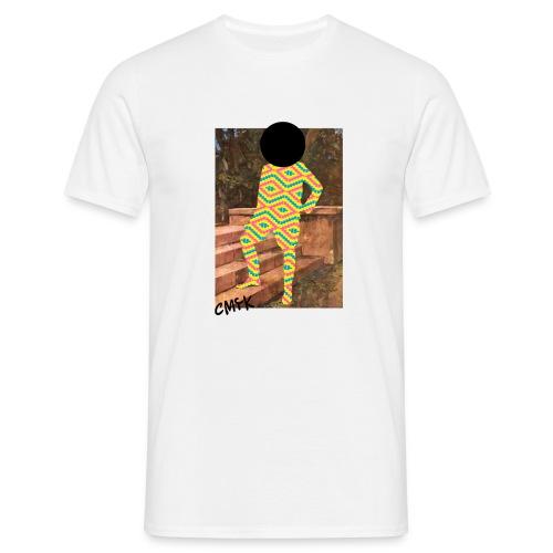 Cmyk - Männer T-Shirt