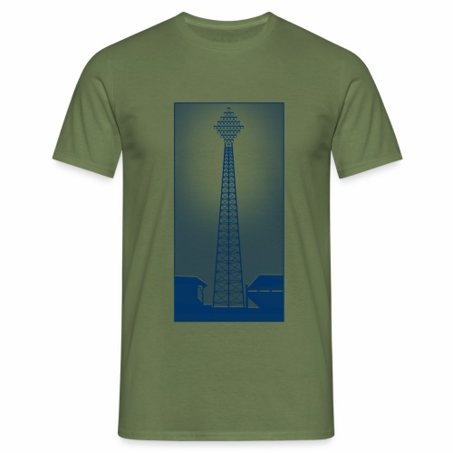FLOOD NIGHT - Men's T-Shirt