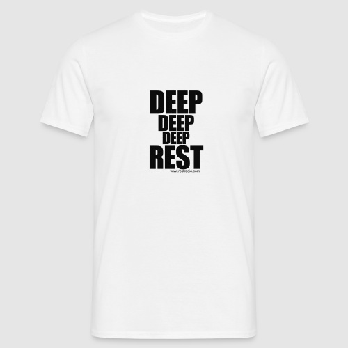 REST No12 png - Men's T-Shirt