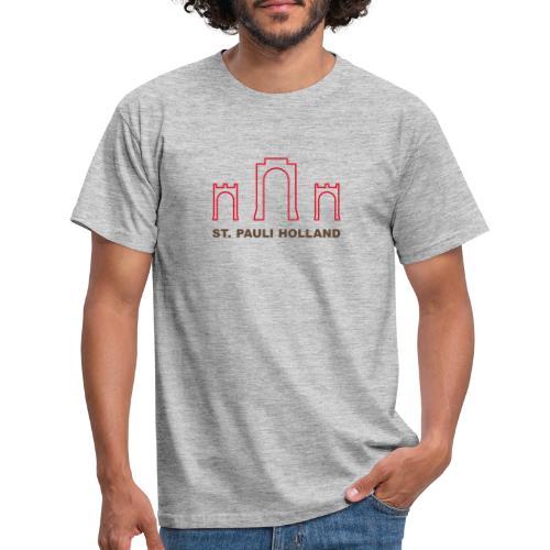 2019 st pauli nl t shirt millerntor 2 - Mannen T-shirt