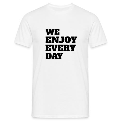 Enjoy - T-shirt Homme