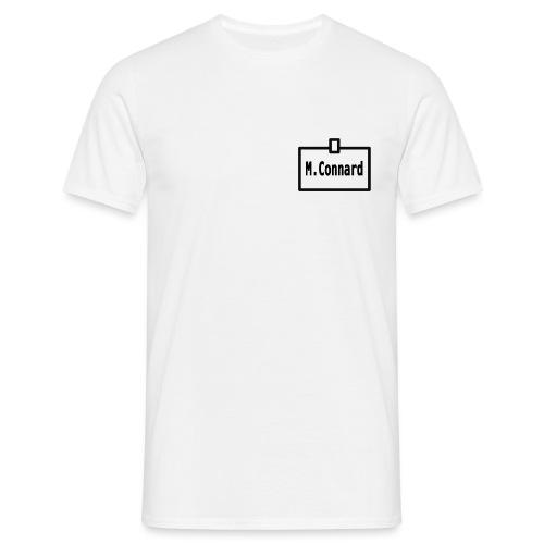 M. C..... - T-shirt Homme