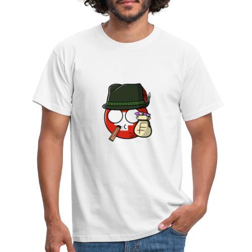 Swiss Rich - Männer T-Shirt