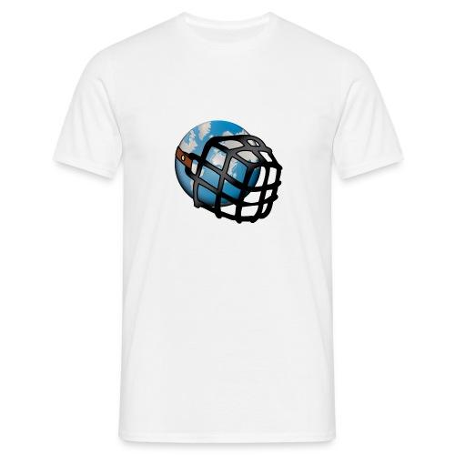 Browser Maulkorb Logo - Männer T-Shirt