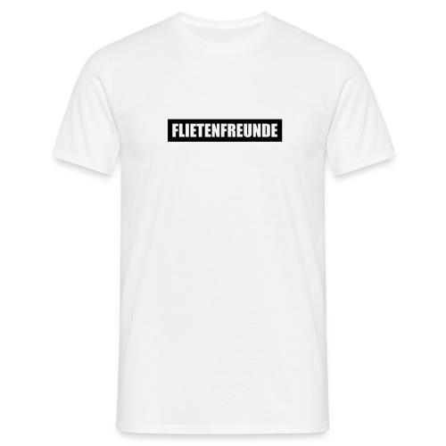Flietenfreunde - Bold Edition - Männer T-Shirt