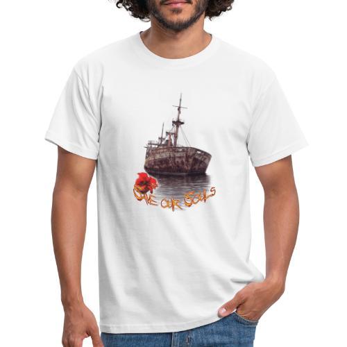 SaveOurSouls - Männer T-Shirt
