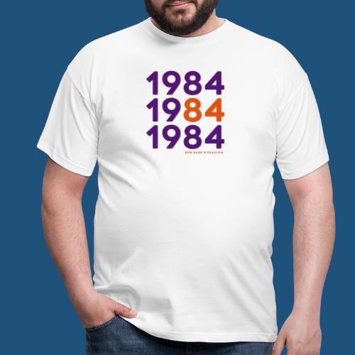 Bob Rage & Peanuke 1984 - Maglietta da uomo