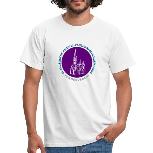 Foerderverein Apostel Paulus Gemeinde - Männer T-Shirt